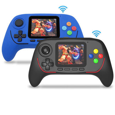 Wireless Portable Classic Retro Game Player Pocket Game Console with 788 Games