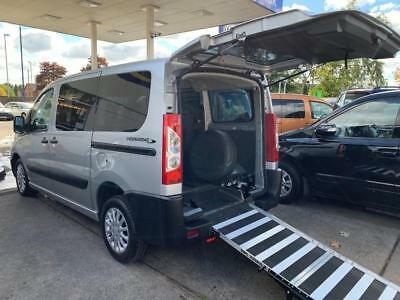 2015 Peugeot Expert Tepee 2.0 HDi L1 163 Comfort  AUTOMATIC WHEELCHAIR ACCESS...