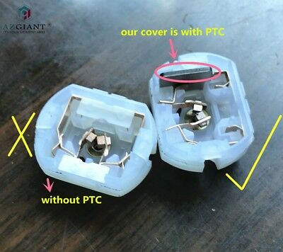 2pcs/lot Bearing cover parts for Central door Lock Motor For Ford Mazda VOLVO