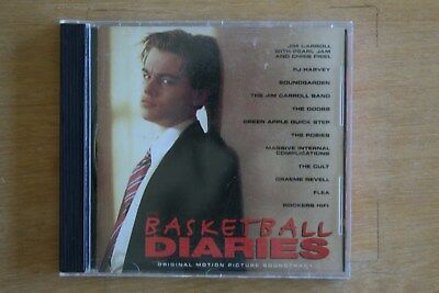 The Basketball Diaries (Original Motion Picture Soundtrack)   (Box C562)