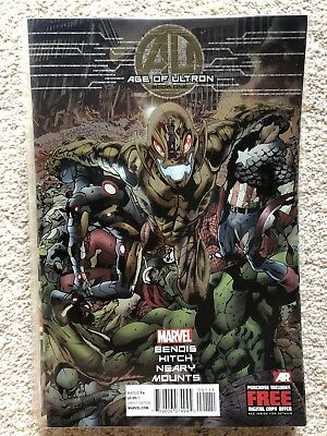 Marvel Age Of Ultron Comic Bendis Hitch Pacheco Peterson