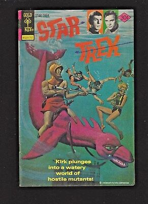 STAR TREK, 43, 1977, western publish co..* ( free shipping )