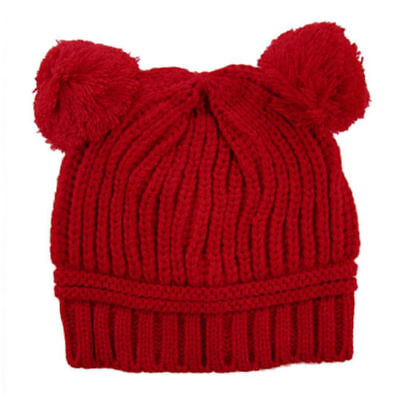 Lovely Baby Boy Girls Infant Toddler Winter Warm Knitted