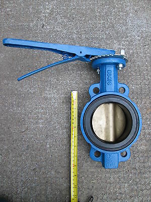 Butterfly Valve 135 MM dia  Brand new condition - brand unknown
