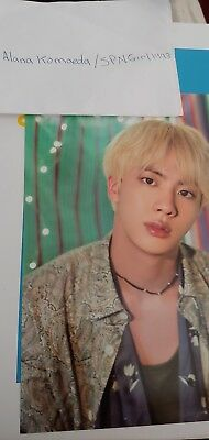 Jin - BTS 2018 Summer package in Saipan Mini Poster