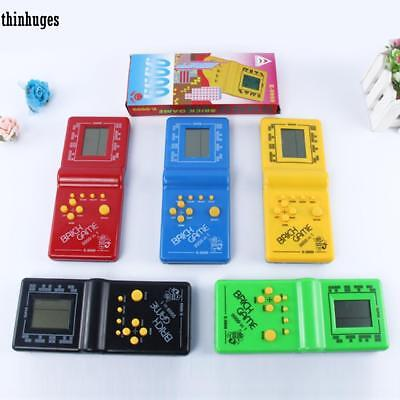 Tetris Handheld Game Player Childhood Electronic Led Game Console Ehe8