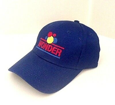 Advertising Wonder Bread Cap  NEW  FREE SHIPPING
