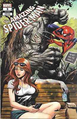 AMAZING SPIDERMAN 3 vol 5 2018 TYLER KIRKHAM UNKNOWN VARIANT NM