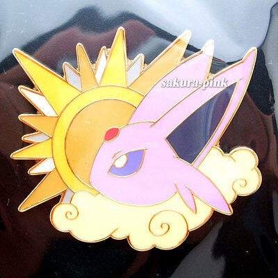 #196 Espeon Pokemon Center Limited Pin Eevee Collection Authentic Licensed Japan