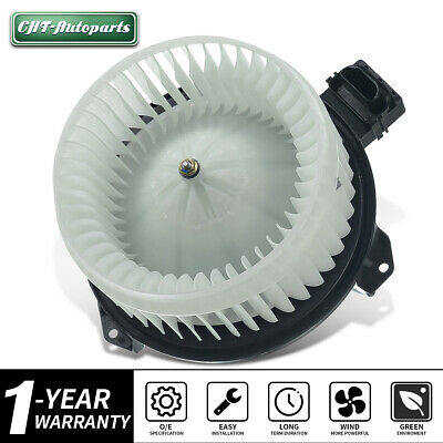Blower Motor compatible with DODGE SPRINTER 03-06 Includes blower wheel