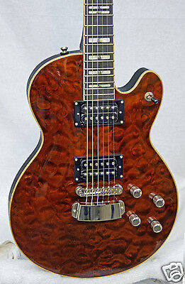 Hagstrom Select Swede in Awesome Spalt Maple Great looks Great playing