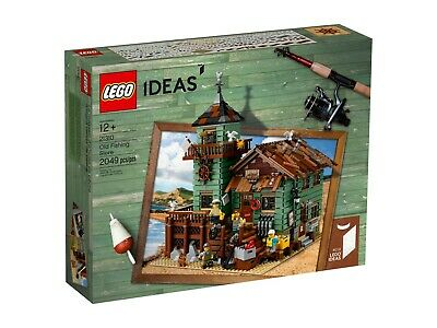 LEGO® Ideas 21310 Alter Angelladen NEU NEW OVP MISB