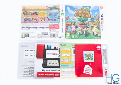 Animal Crossing: New Leaf Boxed - Nintendo 3DS Game & Case PAL