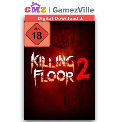 Killing Floor 2 Steam Key PC Digital Download
