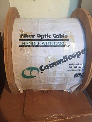 Commscope OptiSPEED® Riser Distr Fiber Optic Cable 1000 Ft, p/n R-006-DS-6F-FSUW