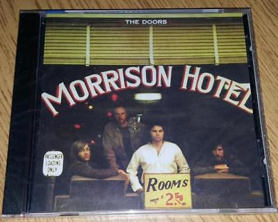 "THE DOORS  ""Morrison Hotel""    NEW  (CD)"