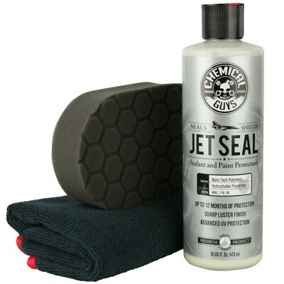Chemical Guys Jet Seal Versiegelung mit Applicator& Tuch