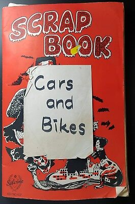 Vintage Scrap Album of Motoring Interest, Bubble Cars, Beetles, Road Going Steam