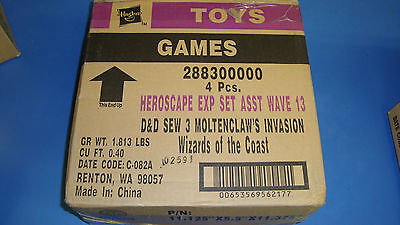 Heroscape Wave 13 Valkrill's Legion, Bugbears and Orcs, Heroes of Fallcrest etc