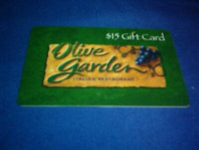 olive garden gift card with a 1500 value can be used at any darden restaurant - Olive Garden Gift Card Balance