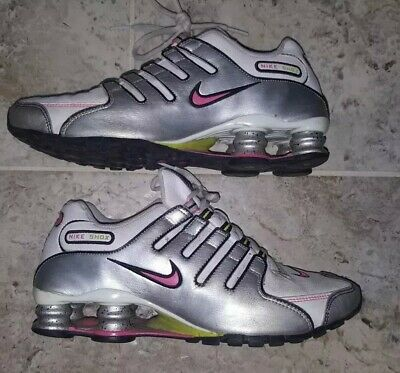 a58bcc783d4 Only One On Ebay In This Model! Nike Shox Nz Women s Size Us7 Uk4.