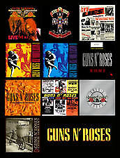Guns N' Roses - Complete Discography - Digital Download MP3