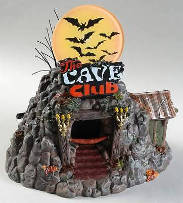 Department 56 SNOW VILLAGE HALLOWEEN The Cave Club 9455538