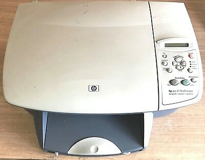 Printer Hp Psc 2110 All-In-One