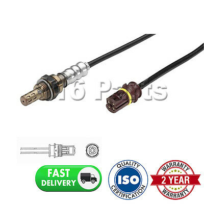 FOR SEAT LEON 1.4 1.8 1.8T REAR 4 WIRE DIRECT FIT LAMBDA OXYGEN SENSOR OS06509