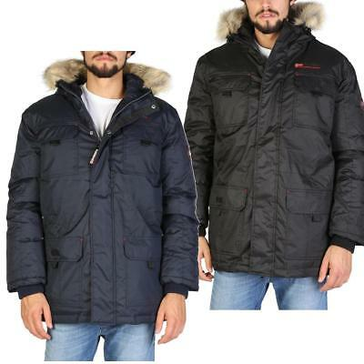 Building Jacket UOMO GIACCA Norway Poncho Men GIUBBOTTO Geographical wIqq4W70