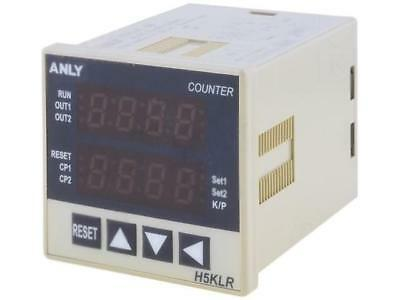 A-H5KLR-8B-24V Counter electronical Display LED Type of count.signal