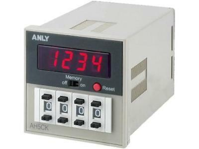 A-AH5CK-100-240 Counter electronical Display LED Type of count.signal