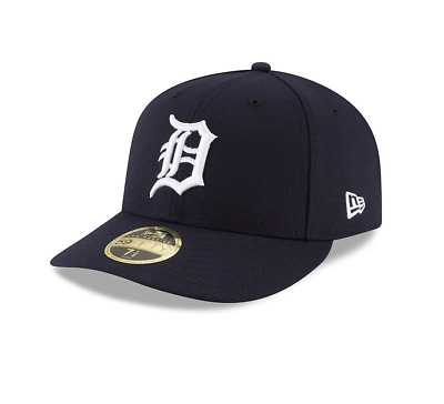 New Era Detroit Tigers Authentic Collection Low Profile 59Fifty