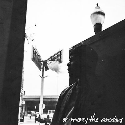 Mick Jenkins Or More Anxious Mixtape Official Album Promo CD Cover Case NEW PA