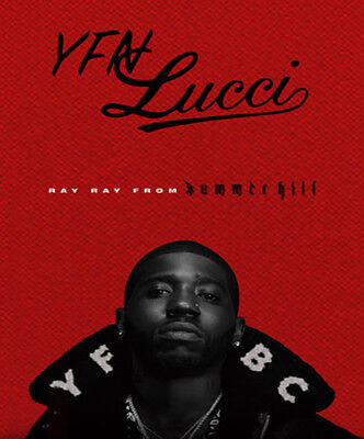 YFN LUCCI RAY Ray from Summerhill The Visual DVD Videos Music Sealed Hip  Hop Rap