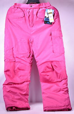 iXtreme Big Girls' Snow Pants - BERRY