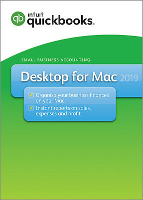 QuickBooks Desktop for Mac 2019 - Windows