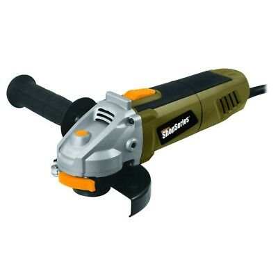 "Rockwell ShopSeries 4-1/2"" Angle Grinder 11,000 Rpm, 6 Amps 120 Voltage"