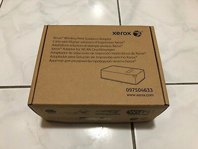 Xerox Wireless Print Solutions Adapter Printer Upgrade Kit 097S04633