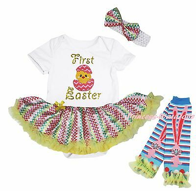 NEW Baby Unisex Carters One Piece Eggstra Special Sizes NB thru 12M Easter Chick