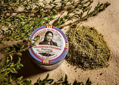 Navajo Medicine Of The People Greasewood Skin Ointment Eczema Psoriasis - 3 oz