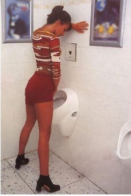 Portable Urinal Female Standing Peeing TACKY Funny Weird ADULT BIRTHDAY GIFT UK