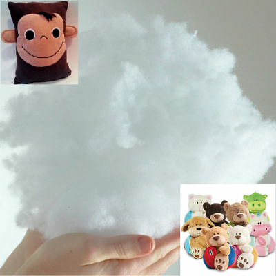 Hollow-fibre Polyester Filling Soft Toy Teddy Pillow Cushion Stuffing BS5852