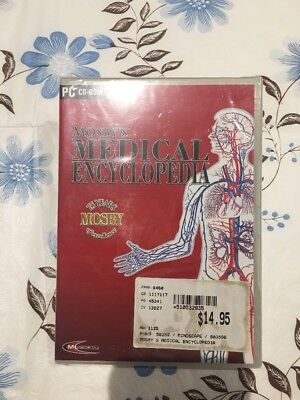Mosby's Medical Encyclopedia For PC CD-ROM