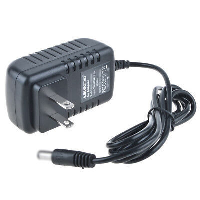 AC Adapter For RCA DRC99382 Portable DVD Player Power Supply Cord Wall Charger