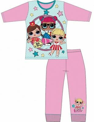 Girls LOL Surprise Dolls Pjs Kids Pyjamas Set Gift Character Pajamas