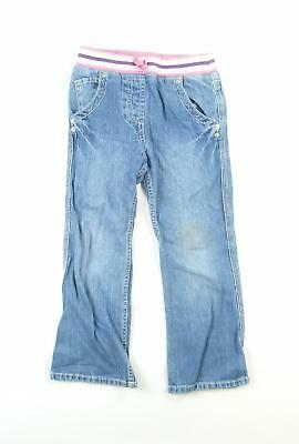 Cherokee Girls Blue Plain Jeans Age 5-6