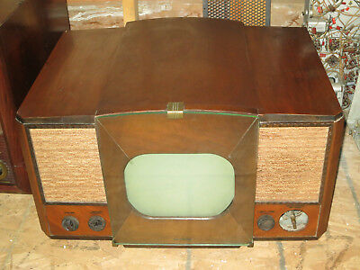 RCA 630 TS With Spare Chassis