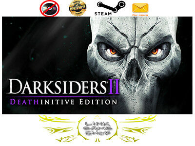 Darksiders II: Deathinitive Edition PC Digital STEAM KEY - Region Free