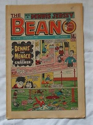 1985 THE BEANO Comic No. 2228